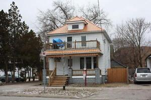 Inclusive 1 bdrm on upper floor in Renovated Victorian Style...