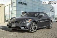 2014 Infiniti Q60 SPORT!!! LOW KM! MANAGER SPECIAL!