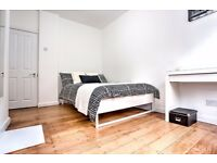 1 Double Room Available in a Newly Refurbish 3 Bed Flat by Oval tube
