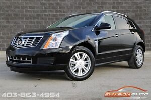2013 Cadillac SRX LUXURY - AWD - NAVI - PANO ROOF