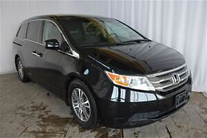 2012 Honda Odyssey EX-L WITH LEATHER, SUNROOF, DVD