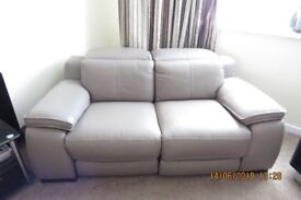 Electric Leather Recliner Sofas