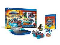 PS4 Skylanders Superchargers Pack