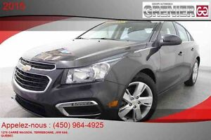 2015 Chevrolet Cruze Diesel 2LT *CUIR + MAGS + TOIT OUVRANT*