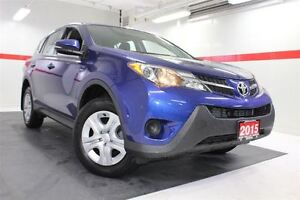 2015 Toyota RAV4 LE AWD Btooth Cruise Alloys Pwr Wndws Mirrs Loc
