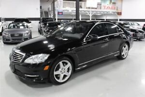 2011 Mercedes-Benz S-Class 450 4-MATIC | LOADED | CLEAN CARPROOF