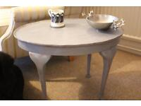 French Grey Coffee Table