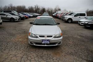 2004 Pontiac Grand Am SE**SPRING SPECIAL!** FINISHED IN SILVER O