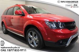 2017 Dodge Journey Crossroad AWD Just Like NEW!