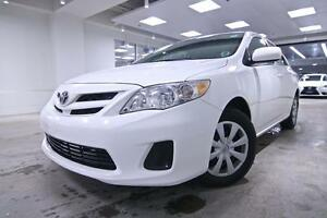 2013 Toyota Corolla CE, POWER GROUP, HEATED SEATS, ONE OWNER,  S