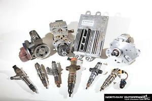 We Buy Diesel Injectors, FICM, CP3, Injection Pumps & Engines
