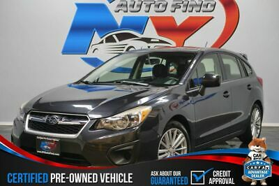 2013 Subaru Impreza AWD, SUNROOF, BLUETOOTH, CD PLAYER, AUX 2013 Subaru Impreza Wagon AWD, SUNROOF, BLUETOOTH, CD PLAYER, AUX