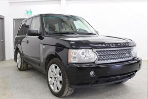 2007 Land Rover Range Rover HSE - Navigation, Sunroof, Parking s