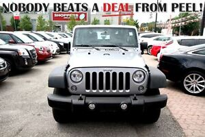 2015 Jeep Wrangler Sport CERTIFIED & E-TESTED!**SUMMER SPECIAL!*