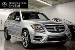 2013 Mercedes-Benz GLK350 4MATIC, GPS, Toit Pano, Mags 20 pouces
