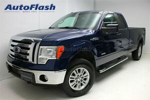 2012 Ford F-150 XLT Super-cab * HD Payload * Boite 8' Box *