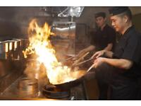 Wok Chef required