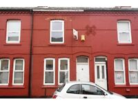 21 Longfellow St, Bootle, Liverpool. 2 bed mid terrace with GCH. Decorated, DSS welcome.