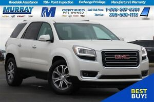 2013 GMC Acadia SLT-2*NAV SYSTEM*SUNROOF*REAR CAMERA*
