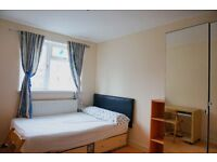Stunning Double Room For single Use Available Now.
