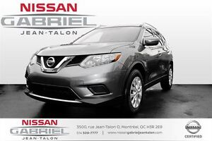 2015 Nissan Rogue S FWD ONE OWNER/NEVER ACCIDENTED/LOW MILEAGE