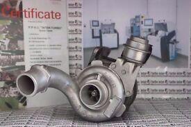 Turbo RENAULT SCENIC MEGANE LAGUNA ESPACE 1.9DCI 120HP 708639 Turbocharger