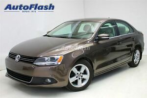 2011 Volkswagen Jetta 2.5L Highline * Vrai Cuir/Real Leather * T