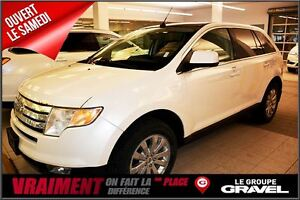 2010 Ford Edge Limited GPS CUIR TOIT PANORAMIQUE