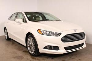 2014 Ford Fusion SE AWD Lux pack