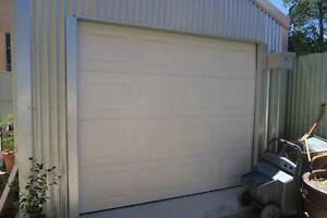 Garage Door Single Sectional Insulated Brand New In Sealed Boxes Port Adelaide Port Adelaide Area Preview