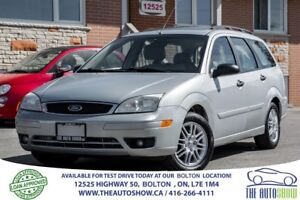 2006 Ford Focus ZXW SES LEATHER SUNROOF