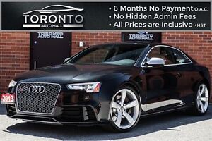 2013 Audi RS 5 4.2 S-tronic+450 hp+Navigation+Back up Camera