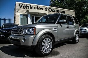 2012 Land Rover LR4 7 Passagers !! Financement Disponible