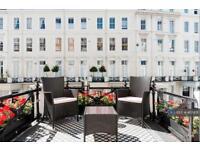 2 bedroom flat in Lexham Gardens, London, W8 (2 bed)