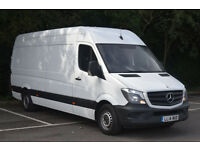 Man & Van Hire Greater Manchester (same day bookings)