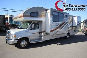 2012 Jayco Greyhawk 31DS 2 extensiions ! Classe C 31 pieds full