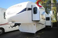 2010 Montana mountaineer 326 RL 3 extensions Fifth-wheel / cara