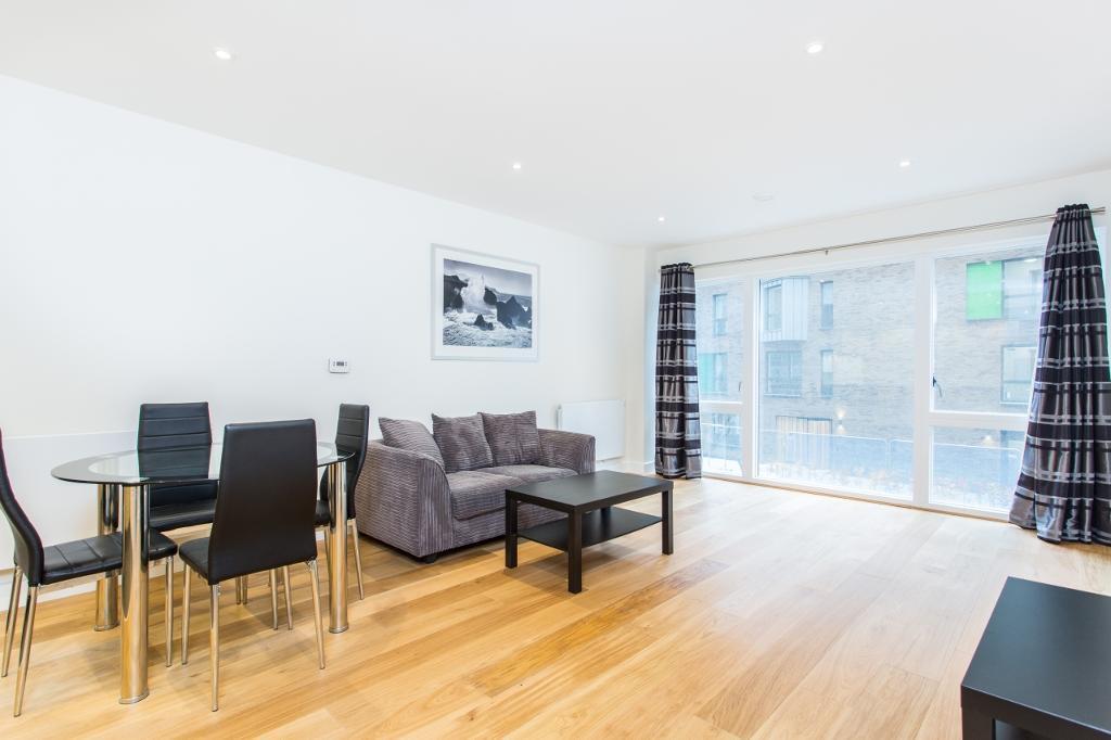 1 bedroom flat in GMV, Landmann Point, Greenwich SE10