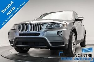 2014 BMW X3 xDrive28i  TOIT PANO, INTER