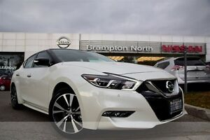 2017 Nissan Maxima Platinum Dealership Demo *Navigation, 360 mon