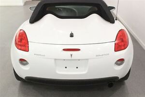 2008 Pontiac Solstice Manual| Local Trade| Low Kms| Convertible Regina Regina Area image 15