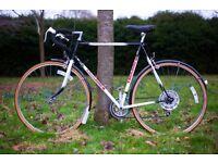 Road bike, Marlboro, 62cm xl frame, stylish bike, +mudguards and lock, city centre