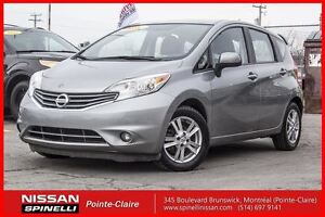 2014 Nissan Versa Note SV A/C MAGS