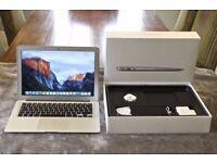 GOOD SPEC MACBOOK AIR 13 inch, 1.8Ghz i7,Flash SSD, WARRANTY,OFFICE 2016,