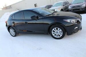2014 Mazda MAZDA3 SPORT 3 GS SPORT CONVENIENCE one owner car Cer