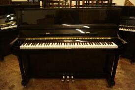 New upright piano by Bentley. Can be delivered UK wide
