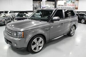 2011 Land Rover Range Rover Sport SUPERCHARGED | EXT WARRANTY |
