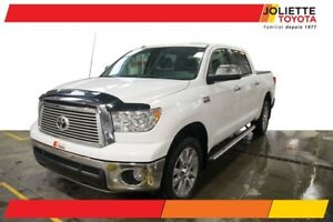 2013 Toyota Tundra PLATINUM, CREW MAX, CUIR, TOIT OUVRANT, GPS