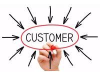 Inbound Customer Service Call Centre - £8.00 per hour