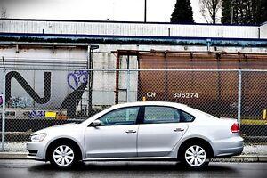 2012 Volkswagen Passat 2.5L Trendline